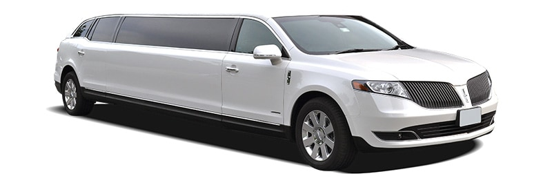 Limousine in our corporate vehicle collection