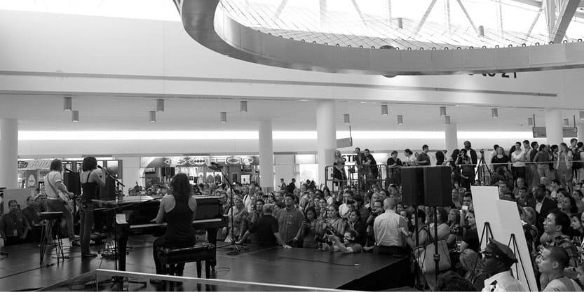 jfk airport concerts